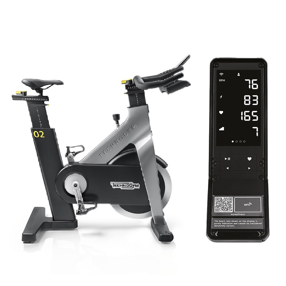 GROUPCYCLE™CONNECT LIGHT グループサイクルコネクト イエロー Technogym