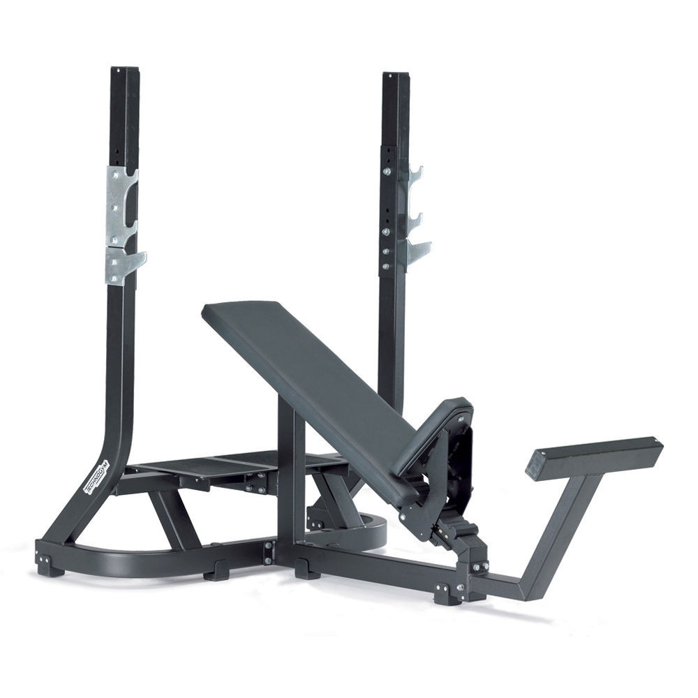 PURE - OLYMPIC INCLINE BENCH