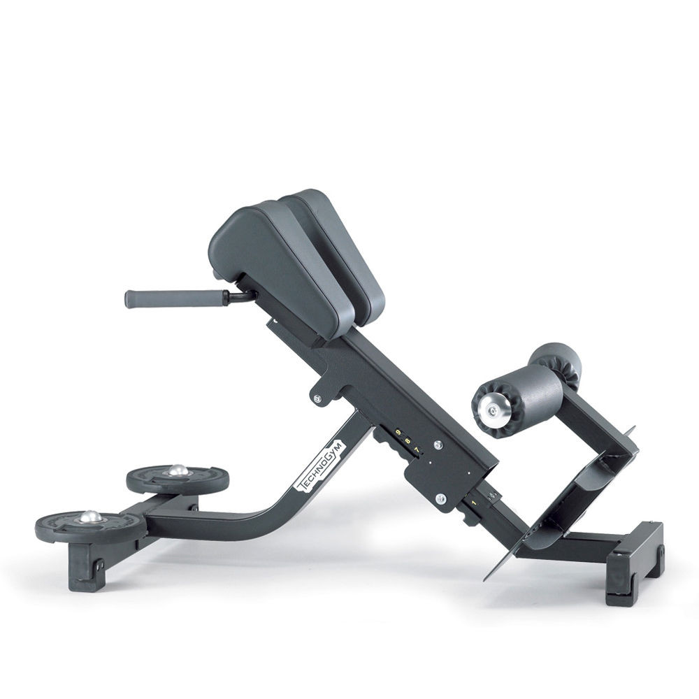 PURE - LOWER BACK BENCH