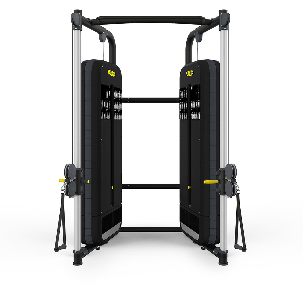 DUAL ADJUSTABLE PULLEY - FITNESS
