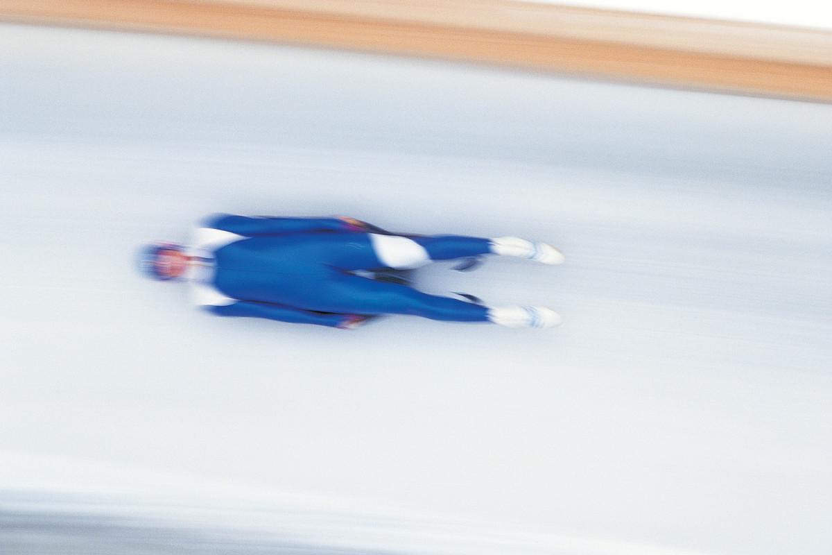 Slittino e velocità