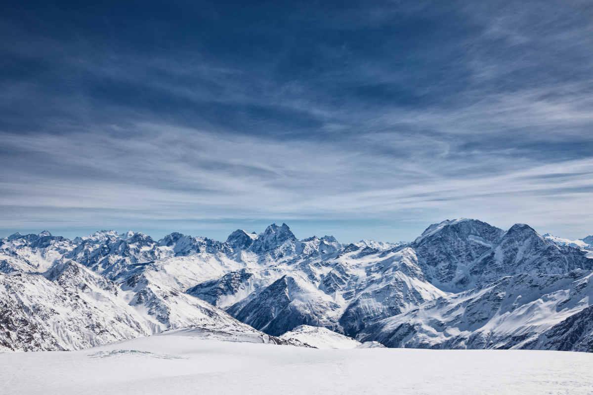 Extreme Hotel Elbrus