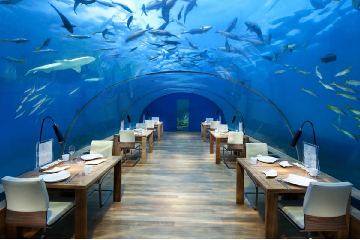 Extreme hotel Conrad Maldive
