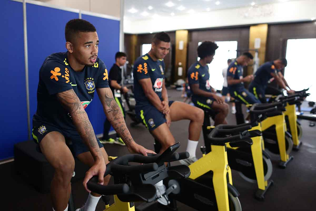 russia brasil world cup training img8