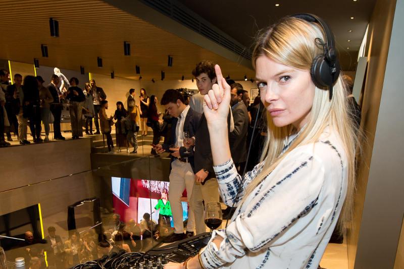 DJ Cristina Tosio