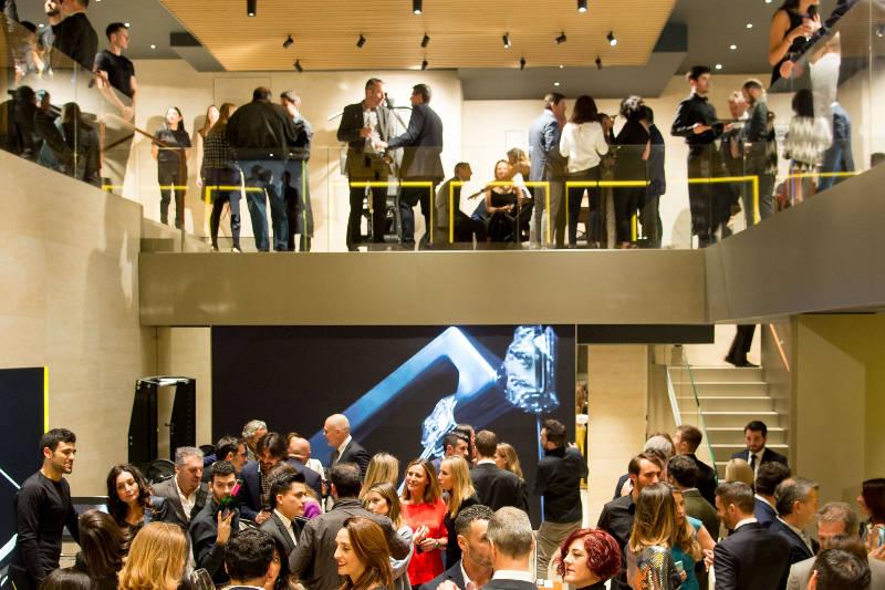 Inauguración Technogym Madrid