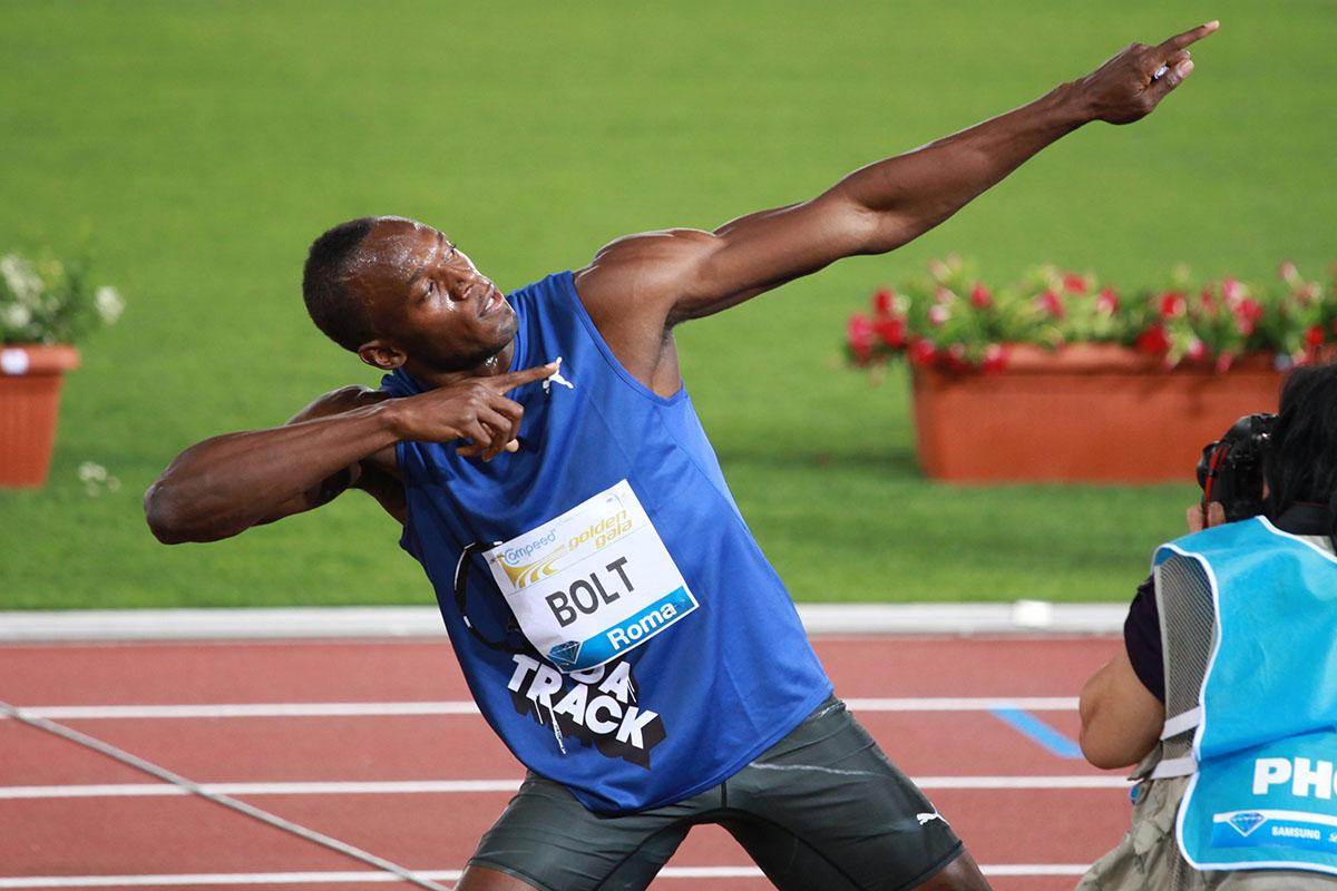 Bolt Celebration